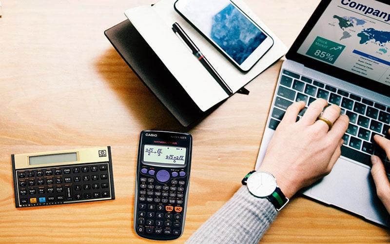 Calculadoras-científicas-financeiras