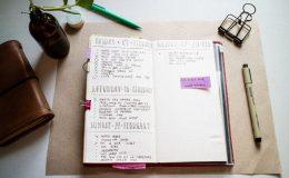 Planner Mensal com Detalhes