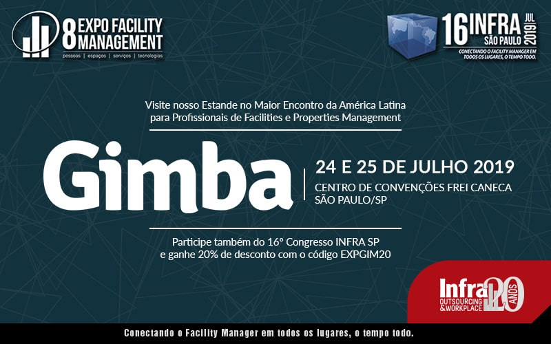 GIMBA NO EXPO FACILITY 2019